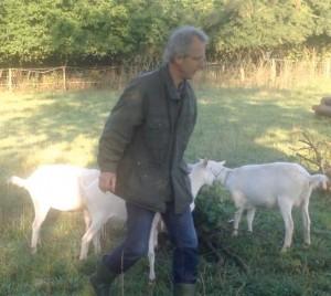 Ralf Klötzer, farmer-historian